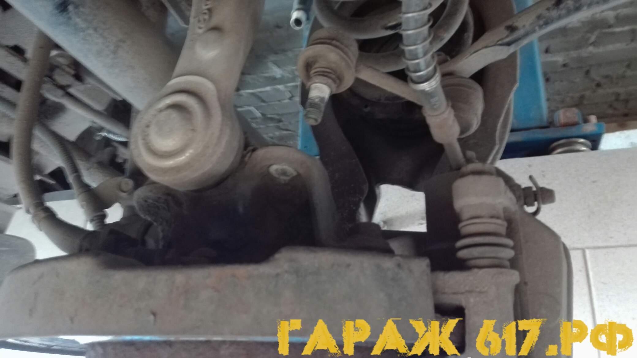 Ремонт стоек амортизаторов своими руками 99